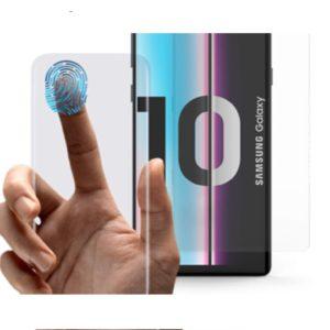 Fomax Tech UV liquid tempered glass Samsung S10-UVS1056