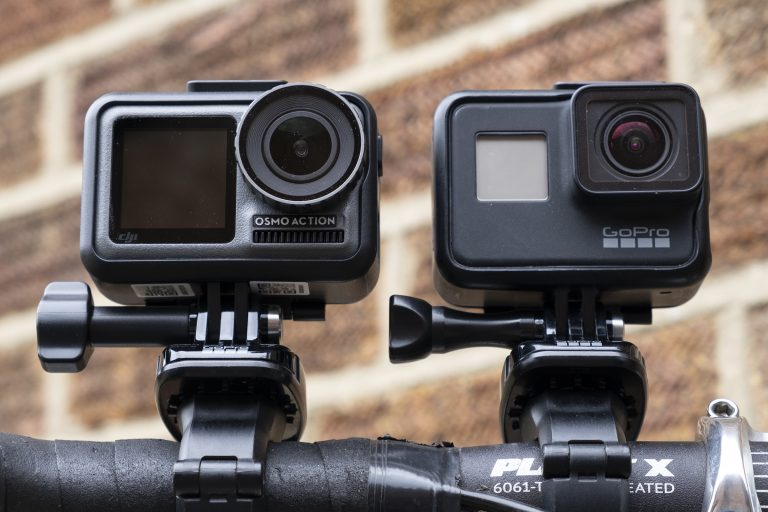 Fresh competitor to GoPro Hero 7 Black- DJI Osmo Action