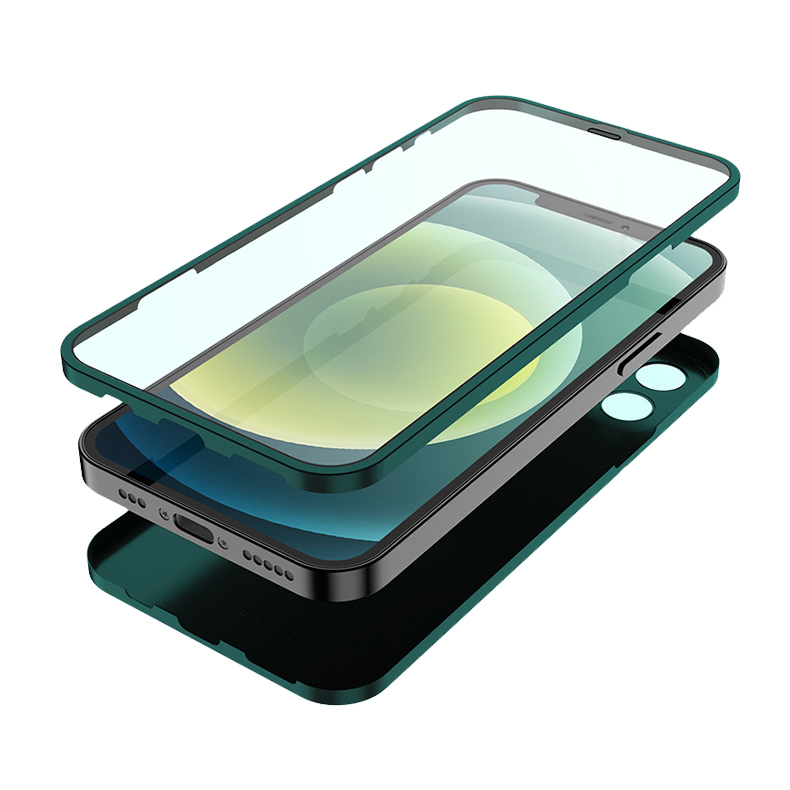 2021 NEW 360 full body protection case for iPhone 12 Pro