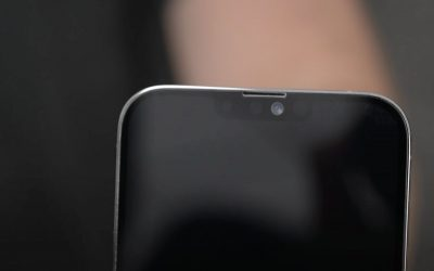 iphone 13 notch difference
